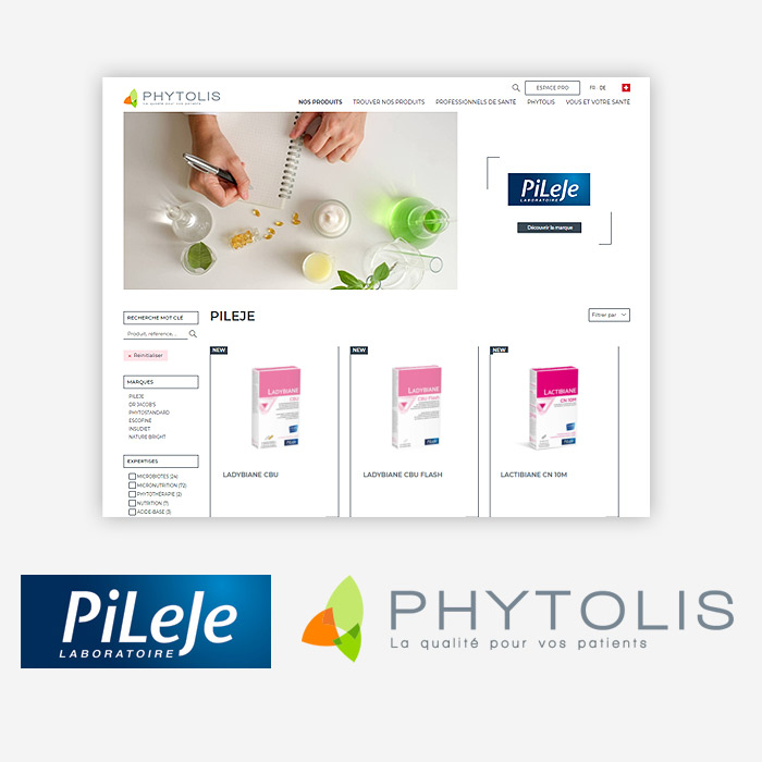 Vous allez être redirigé.e sur le site Phytolis.ch, la filiale du Groupe PiLeJe en Suisse